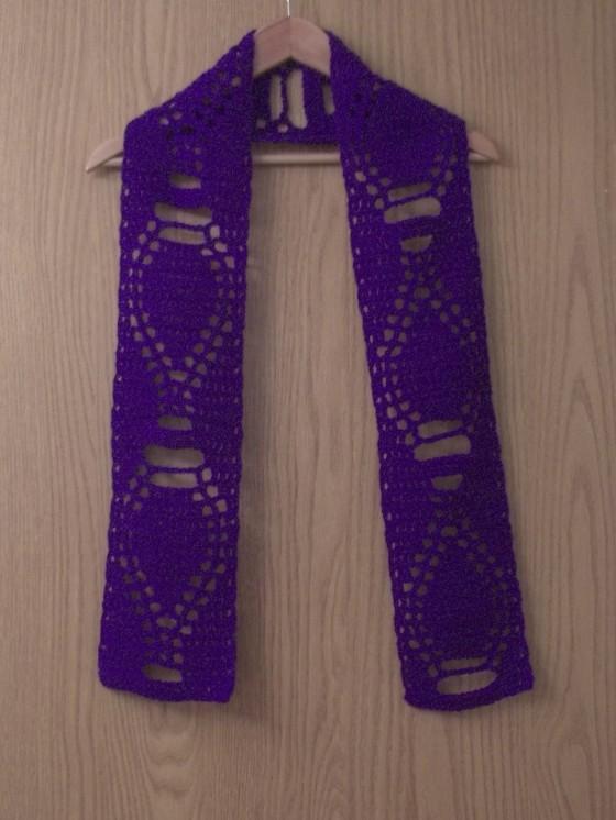 balloon scarf